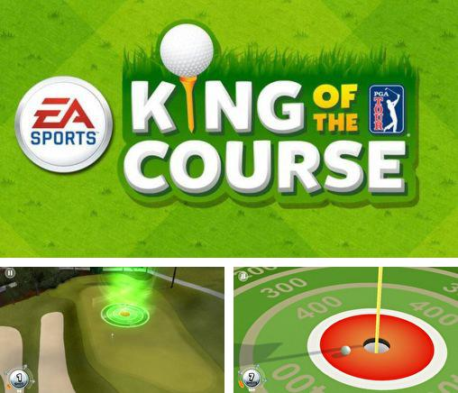 King of the course: Golf