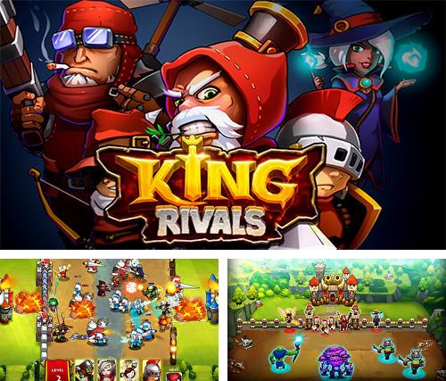 King rivals: War clash