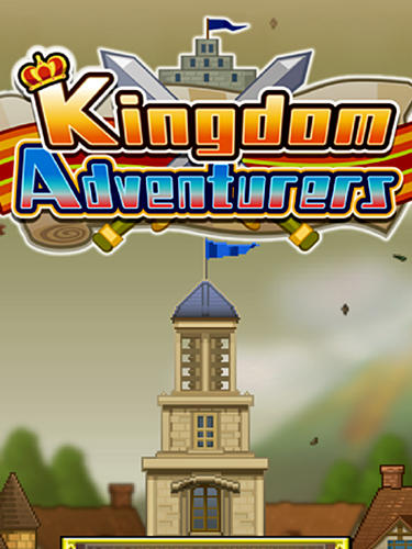 Kingdom adventurers обложка
