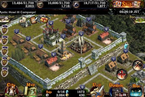 Game of thrones: Ascent für Android spielen. Spiel Game of Thrones: Aufstieg kostenloser Download.