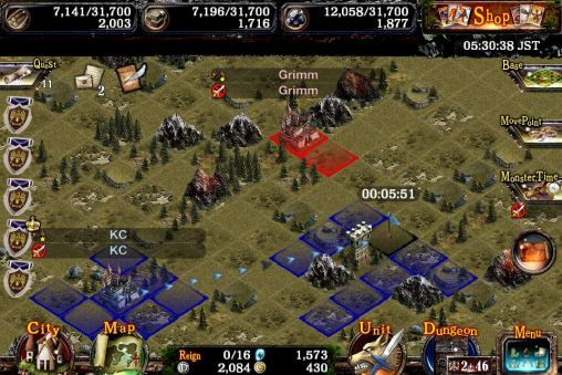 Kingdom conquest 2 screenshot 5