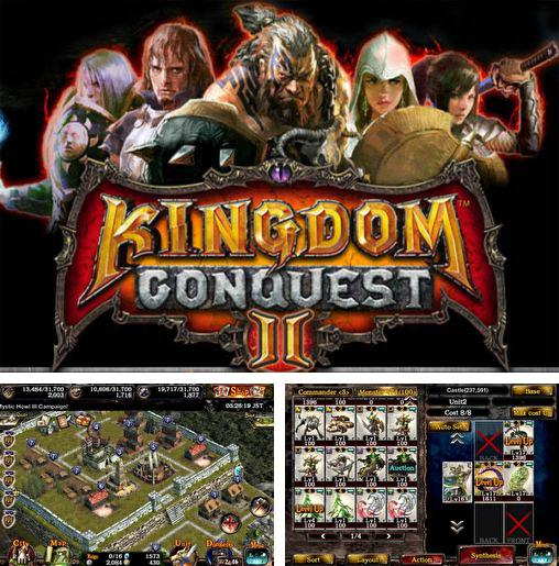In addition to the game Obama run: Rush and escape for Android phones and tablets, you can also download Kingdom conquest 2 for free.