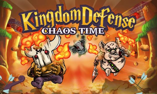 Kingdom defense: Chaos time poster