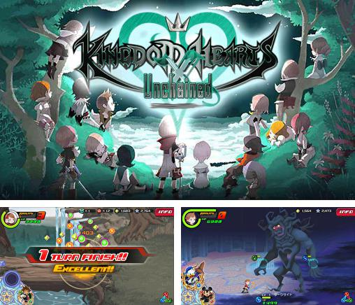 Kingdom hearts: Unchained key