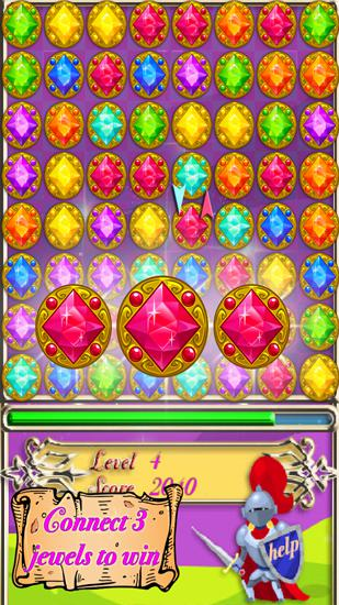 Download Kingdom jewels Android free game.