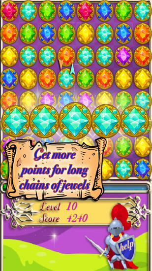 Get full version of Android apk app Kingdom jewels for tablet and phone.
