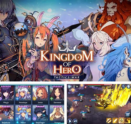 Kingdom of hero: Tactics war