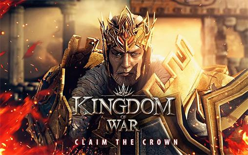 Kingdom of war обложка