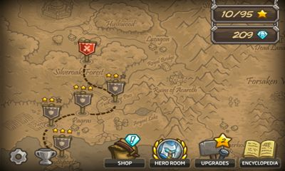 Download Kingdom Rush Android free game.