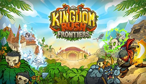 Kingdom rush: Frontiers обложка