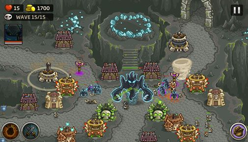 Kingdom rush: Frontiers скриншот 2