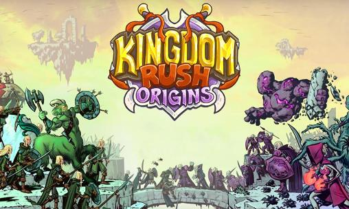 Kingdom rush: Origins обложка