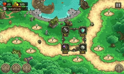 Kingdom rush: Origins скриншот 5
