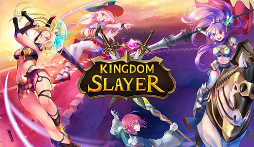Kingdom slayer обложка