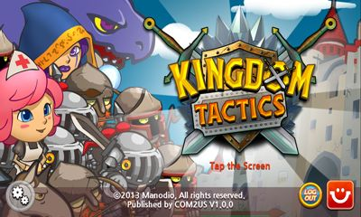 Kingdom Tactics poster