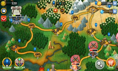 Kingdom Tactics screenshot 1