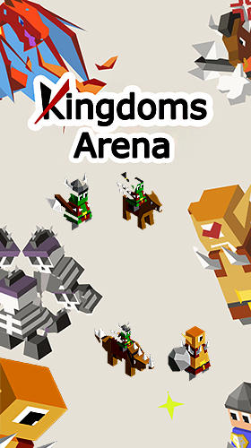 Kingdoms arena: Turn-based strategy game