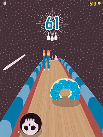 Kingpin bowling screenshot 2