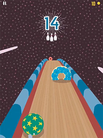 Kingpin bowling screenshot 3