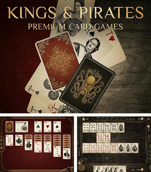Kings and pirates: Premium card games