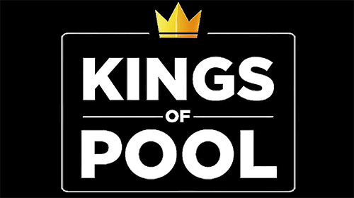 Kings of pool: Online 8 ball poster