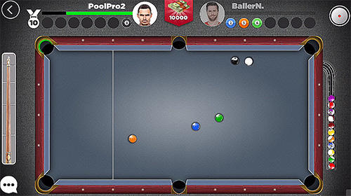 Kostenloses Android-Game Kings of Pool: Online 8 Ball. Vollversion der Android-apk-App Hirschjäger: Die Kings of pool: Online 8 ball für Tablets und Telefone.