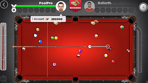 Kings of pool: Online 8 ball screenshot 3