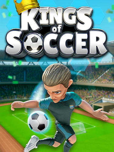 Kings of soccer poster