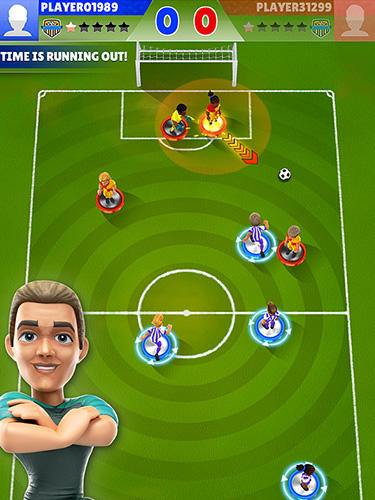 Kings of soccer screenshot 1