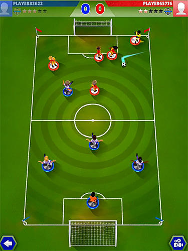 Kings of soccer screenshot 2
