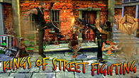 Kings of street fighting: Kung fu future fight