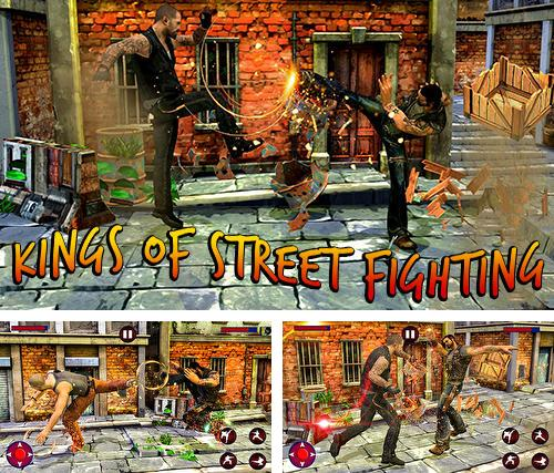 In addition to the game Skater boys: Skateboard games for Android phones and tablets, you can also download Kings of street fighting: Kung fu future fight for free.