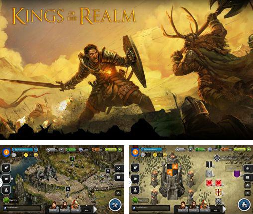 In addition to the game Car Conductor Traffic Control for Android phones and tablets, you can also download Kings of the realm for free.