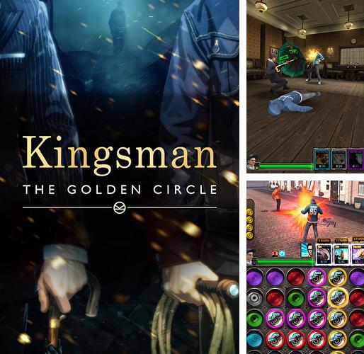 Kingsman: The golden circle game