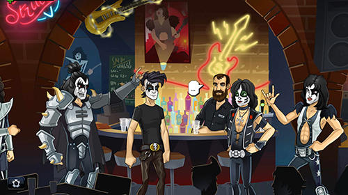 KISS Rock city скриншот 2