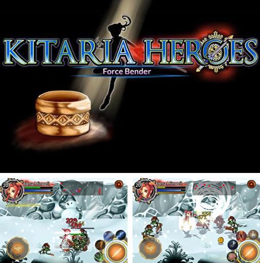 In addition to the game Zombie Panic in Wonderland for Android phones and tablets, you can also download Kitaria heroes: Force bender for free.