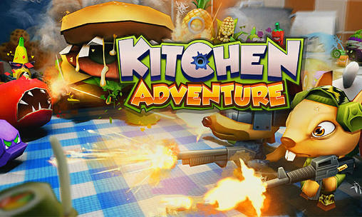 Kitchen adventure 3D обложка
