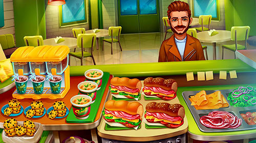 Kitchen craze: Master chef cooking game screenshot 3
