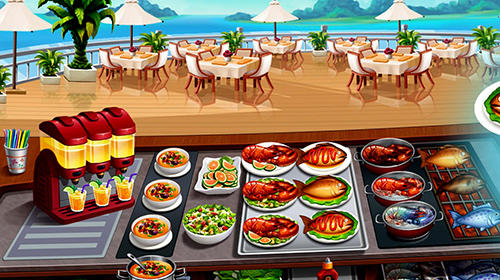 Kitchen craze: Master chef cooking game screenshot 4