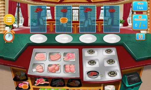 Kitchen fever: Master cook screenshot 2