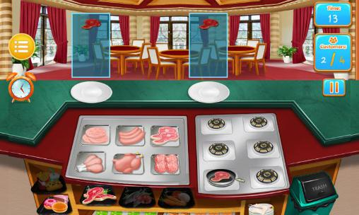 Kitchen fever: Master cook screenshot 3