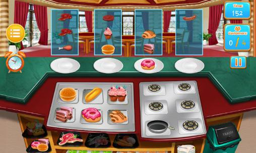 Kitchen fever: Master cook screenshot 4