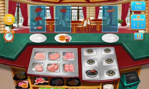 Kitchen fever: Master cook screenshot 5