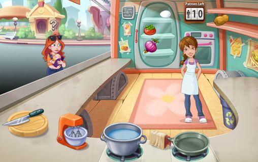 jeux kitchen scramble gratuit