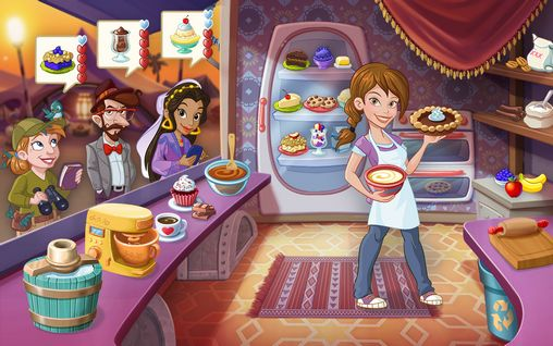 Гра Kitchen scramble на Android - повна версія.