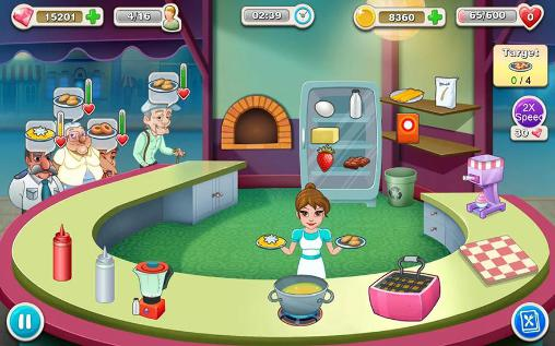 Kitchen story screenshot 1