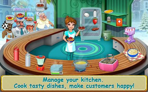 Kitchen story screenshot 3