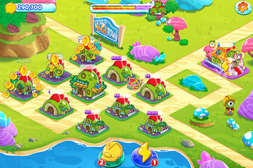 Kizi town screenshot 3