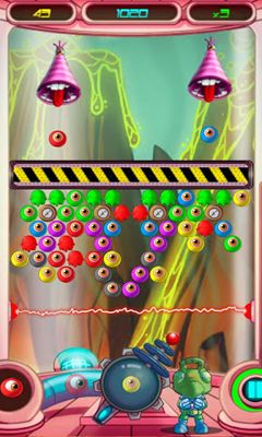 Download Klopex Galactic Bubble Android free game.