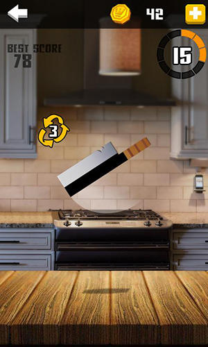 Knife flip screenshot 3